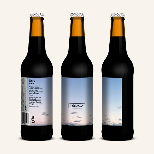 Põhjala Õhtu – Porter - 5.5% – 0.33L