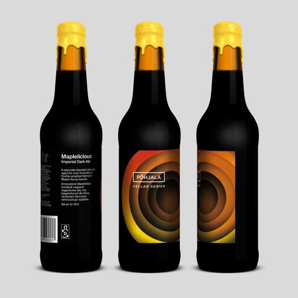 Põhjala Maplelicious – Imperial Dark Ale – 11.5% –0.33L