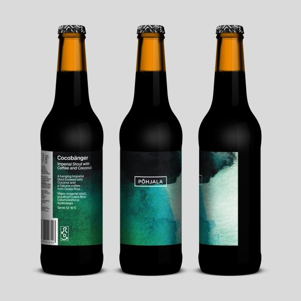 Põhjala Cocobänger – Imperial Stout - 12.5% – 0.33L