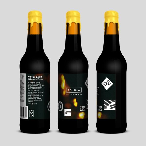 Põhjala Honey Laku – 10.5% – 0.33L