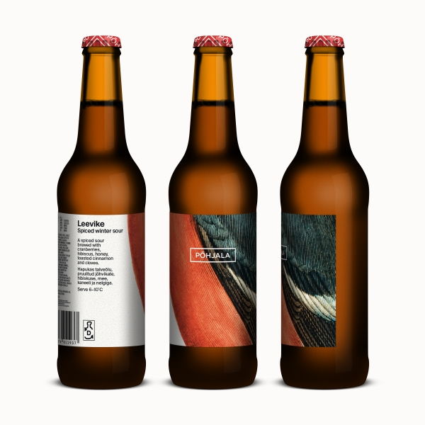 Põhjala Leevike – Spiced Winter Sour - 5.5% – 0.33L