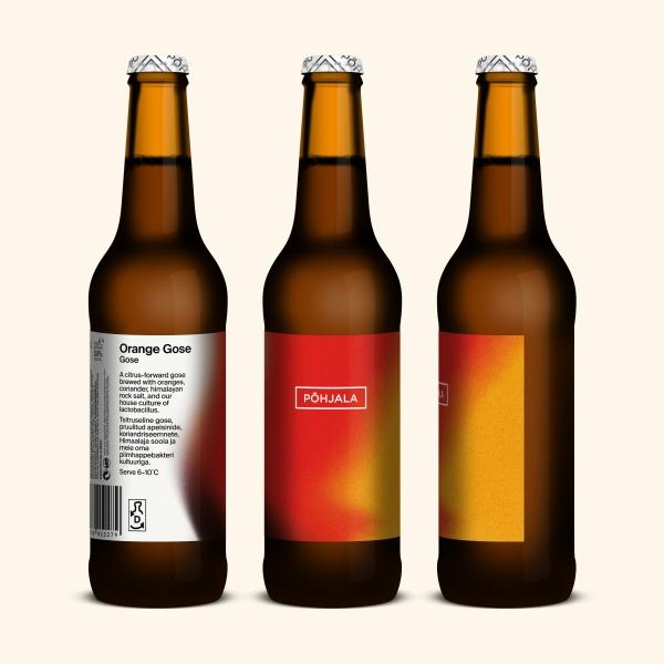 Põhjala Orange Gose – 5.5% – 0.33L