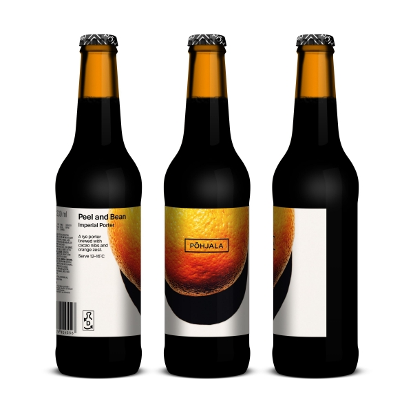 Põhjala Peel and Bean – Imperial Porter – 8.5%