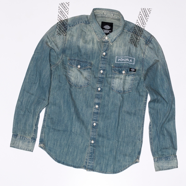 Põhjala/Dickies denim shirt