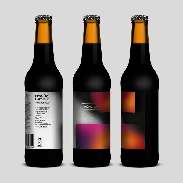 Pime Öö Hazelnut – Imperial Stout – 13.6%