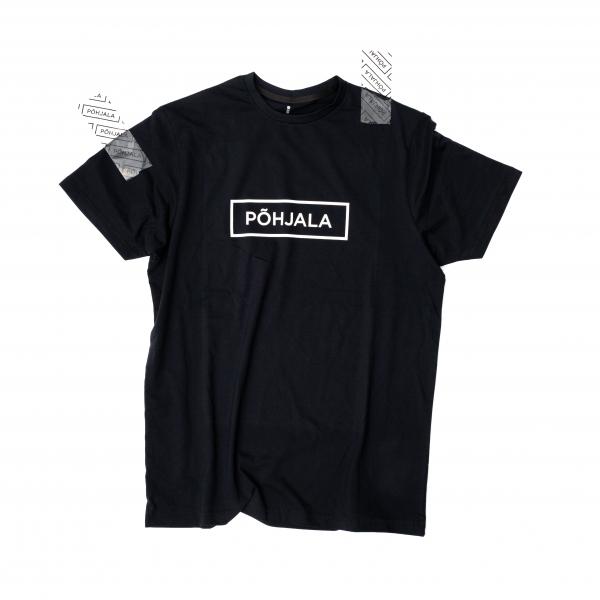 Põhjala T-shirt - logo
