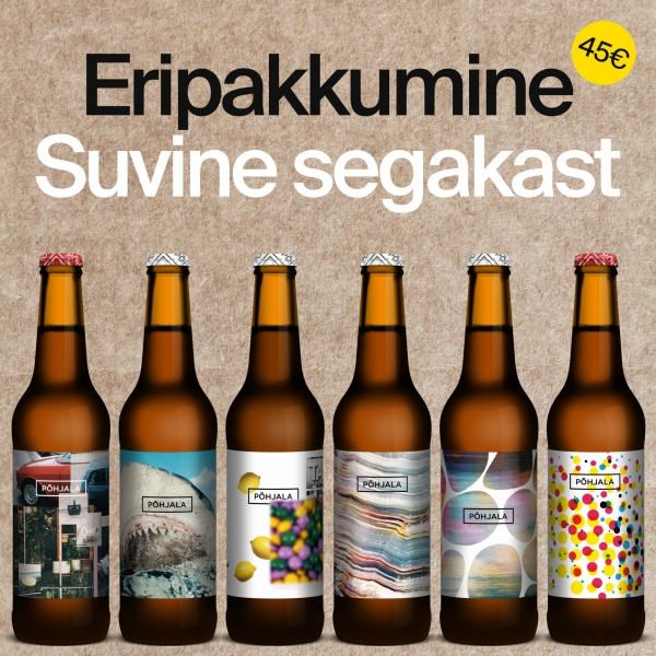 SUMMER SPECIAL MIXED CASE - 24x0.33L