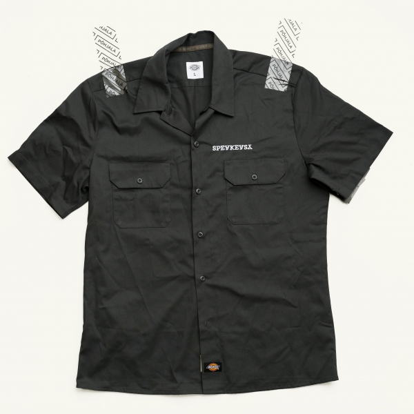 Speakeasy/Dickies work shirt