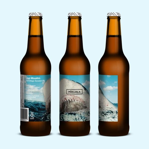SPECIAL OFFER – Uus Maailm 24 x 0.33l (bottle)