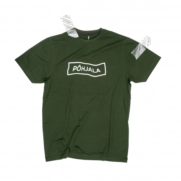 Põhjala T-shirt - uneven logo
