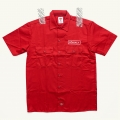 Red Work Shirt